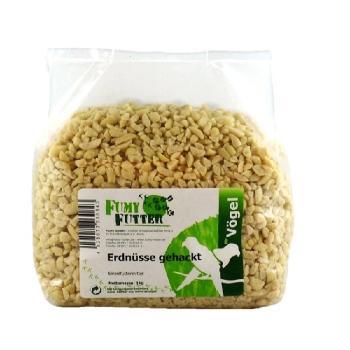 FumyFutter Erdnusskerne gehackt 1 kg