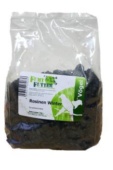 FumyFutter Rosinen Winterfutter 1 kg