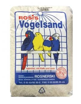 Rosi's Papageiensand 25 kg