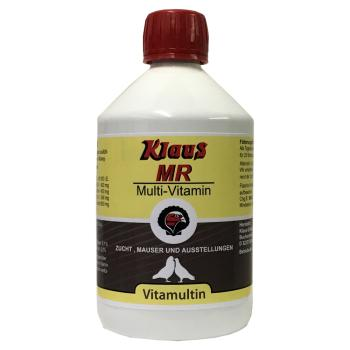 Klaus Vitamultin MR 500ml