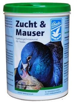 Backs Zucht & Mauser 500g