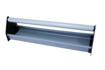 FumyFutter Futtertrog Kunststoff mit Rolle 50cm