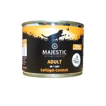 Majestic Adult Geflügel-Cocktail (6x200g)