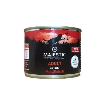 Majestic Adult Multifleisch (6x200g)