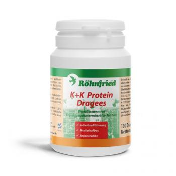 Röhnfried K+K Protein 100 Dragees