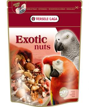 Versele-Laga Papageien Exotic Nuts Mix 750g