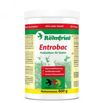 Röhnfried Entrobac 600g