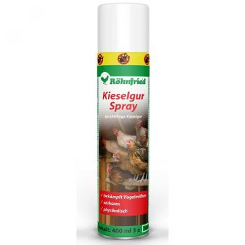 Röhnfried Kieselgur Spray 400 ml
