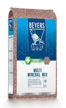 Beyers Multi-Mineral-Mix mit Anis 20 kg