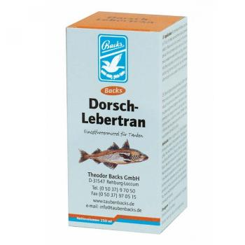 Backs Dorsch-Lebertran 500 ml