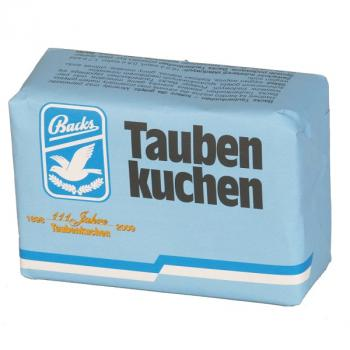 Backs Taubenkuchen