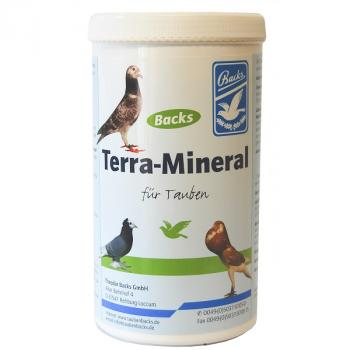 Backs Terra-Mineral 1kg