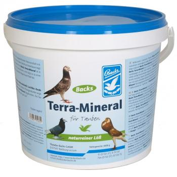Backs Terra-Mineral 4kg