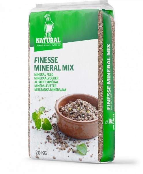 Natural Finesse Mineral Mix 20 kg