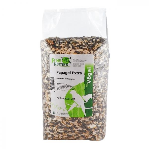FumyFutter Papageien Extra 2 kg