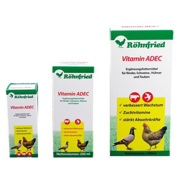 Röhnfried Vitamin ADEC 250 ml
